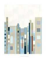 """Broadway Horizon II by Vanna Lam - 28"""" x 28"""""""