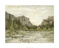 """Western Landscape II by Megan Meagher - 34"""" x 28"""""""