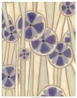 """Lavender Reeds I by Karen Deans - 23"""" x 29"""""""