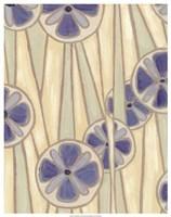 """Lavender Reeds II by Karen Deans - 23"""" x 29"""""""