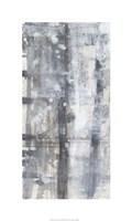 """Grey Matter I by Jennifer Goldberger - 18"""" x 30"""""""