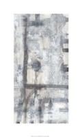 "Grey Matter II by Jennifer Goldberger - 18"" x 30"""