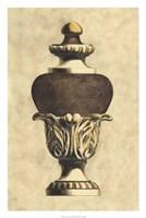 """Vintage Urn I by Vision Studio - 20"""" x 30"""""""