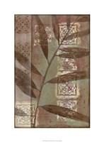 "Moroccan Palm I by Jennifer Goldberger - 22"" x 30"""