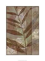 "Moroccan Palm II by Jennifer Goldberger - 22"" x 30"""
