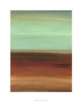 """Geologic Sequence I by Ethan Harper - 24"""" x 30"""", FulcrumGallery.com brand"""