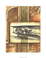 Theory of Flight II Fine Art Print