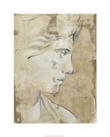 "Roman Fresco I by Ethan Harper - 24"" x 30"", FulcrumGallery.com brand"