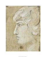 """Roman Fresco II by Ethan Harper - 24"""" x 30"""""""
