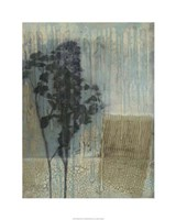 "Weathered Floral I by Jennifer Goldberger - 24"" x 30"""