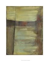 "Excavate II by Jennifer Goldberger - 24"" x 30"", FulcrumGallery.com brand"