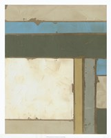 "Weathered Paneling I by Jennifer Goldberger - 24"" x 30"" - $49.99"