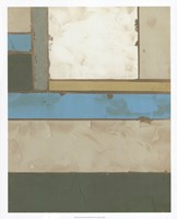 "Weathered Paneling II by Jennifer Goldberger - 24"" x 30"" - $49.99"