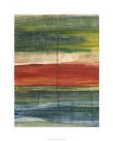 """Vibrant Abstract II by Ethan Harper - 24"""" x 30"""" - $68.99"""