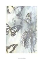 """Flutter I by Jennifer Goldberger - 22"""" x 30"""""""