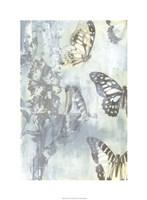 """Flutter II by Jennifer Goldberger - 22"""" x 30"""""""