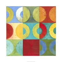 "Round About II by Megan Meagher - 30"" x 30"""