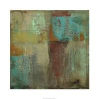 "Impromptu I by Jennifer Goldberger - 30"" x 30"""