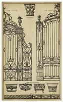 Vintage Gate II Fine Art Print