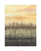 "Dusk in Autumn by Jennifer Goldberger - 26"" x 32"", FulcrumGallery.com brand"