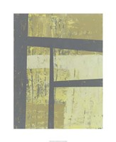 "Zest Abstract I by Jennifer Goldberger - 26"" x 32"", FulcrumGallery.com brand"