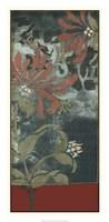 "Silhouette Tapestry II by Jennifer Goldberger - 16"" x 33"" - $40.49"