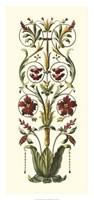 "Elegant Baroque Panel II by Vision Studio - 16"" x 34"""
