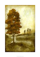 "Sunset Solitude II by Jennifer Goldberger - 24"" x 34"" - $77.99"