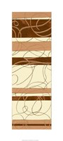 """Copper Thread I by Ethan Harper - 16"""" x 36"""""""