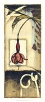 "Secret Garden VI by Jennifer Goldberger - 16"" x 36"""