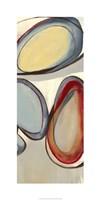 "Circular Reasoning I by Jennifer Goldberger - 18"" x 36"""