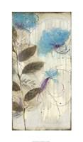 "Constellation Flowers II by Jennifer Goldberger - 21"" x 36"", FulcrumGallery.com brand"