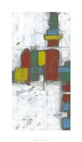 "Building Blocks I by Jennifer Goldberger - 21"" x 36"", FulcrumGallery.com brand"