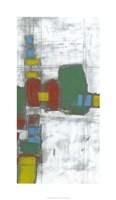 "Building Blocks II by Jennifer Goldberger - 21"" x 36"", FulcrumGallery.com brand"