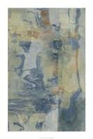 Aqueous II Framed Print