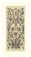 "Renaissance Panel II by Owen Jones - 20"" x 36"""