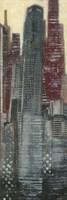 Urban Landscape I Panel by Norman Wyatt Jr. - various sizes