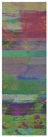 """Jeweled Stripes II by Ricki Mountain - 13"""" x 37"""""""