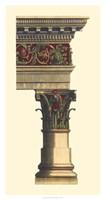 Column & Cornice II Fine Art Print