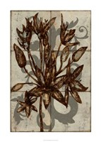 "Rustic Allium by Jennifer Goldberger - 30"" x 42"", FulcrumGallery.com brand"
