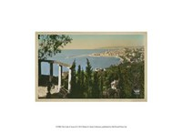 "The Cote d'Azur II - 13"" x 10"" - $10.49"