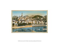 "The Cote d'Azur III - 13"" x 10"" - $10.49"