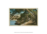 "The Cote d'Azur IV - 13"" x 10"" - $10.49"