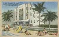 Miami Beach II - various sizes, FulcrumGallery.com brand