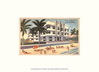 Miami Beach III Fine Art Print