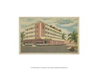 """Miami Beach VI - 13"""" x 10"""""""