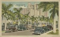 Miami Beach VII - various sizes, FulcrumGallery.com brand