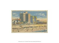 "Atlantic City, NJ- V - 13"" x 10"""