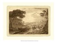 Pastoral Landscape VII Fine Art Print
