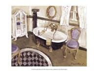 Lavender Retreat I Fine Art Print